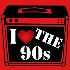 I LOVE THE 90'S R&B MIXTAPE VOL.1