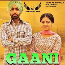 Gaani - Ammy Virk -Dj Lishkara mix
