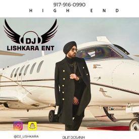 HIGH END - DILJIT DOSANJH - DJ LISHKARA