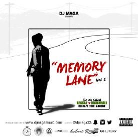 Memory Lane Vol 1 (Old School Reggae Dancehall Mix)