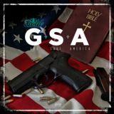 djmaxxmillz - GSA (God Save America) Cover Art