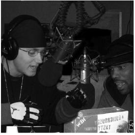 Eminem & Proof - '99 Tim Westwood Freestyle (Unreleased)
