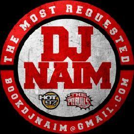 DJ NAIM HOT 97 SHOW SATURDY SEPT 19TH 2K15