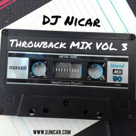 Throwback Mix vol. 3