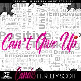 Dj Nightcrawler - Can't Give Up Cover Art