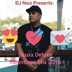 Skuxx Deluxe Valentines Mix 2016