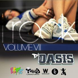 Dj Oasis Irock Vol 7 High Quality Stream Album Art Tracklist