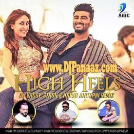 download song high heels of ki and ka in 320kbps