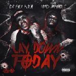 DJ Paul KOM - Lay Down Today Cover Art