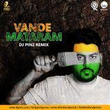 DJ Pin2 - Vande Mataram Cover Art