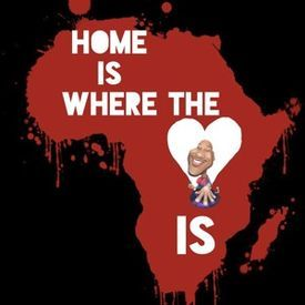 HOME IS WHERE THE HEART IS (AFROBEATS MIX)