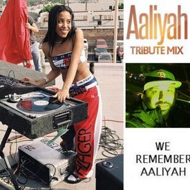 Dj Pup Dawg Aaliyah - 01-16-17 Aaliyah Tribute Back In The Day Buffet