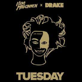 ILoveMakonnen ft Drake-Tuesday(Doin Me Remix)