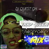 DJ Quest Gh - PaigeyCakey TrapQueen Mix Cover Art