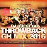 DJ Quest Gh - ThrowBackGhMix2016.mp3 Cover Art