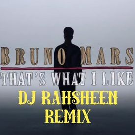 THAT'S WHAT I LIKE (CLEAN) (REMIX BY DJ RAHSHEEN)
