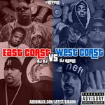 djrainn. - East Coast vs West Coast Cover Art