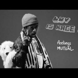 Lil Uzi Vert - Feelings Mutual (Chopped & Screwed By DJRioBlackwood)