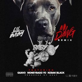 Lil Baby - My Dawg Remix (Chopped & Screwed By DJRioBlackwood)