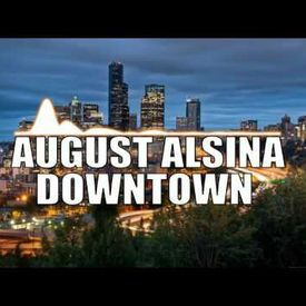 August Alsina - Downtown (Chopped & Screwed By DJRioTV)
