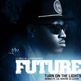 Future - Turn On The Lights (Remix) (Chopped & Screwed By DJRioTV)