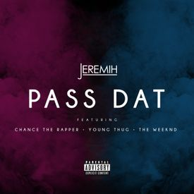 Jeremih - Pass Dat (Remix) (Chopped & Screwed By DJRioTV)