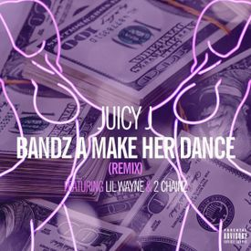 Juicy J - Bandz A Make Her Dance (Chopped & Screwed By DJRioTV)