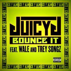 Juicy J - Bounce It (Chopped & Screwed By DJRioTV)
