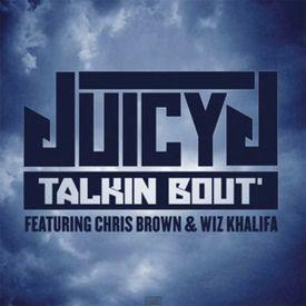 Juicy J - Talkin' Bout (Chopped & Screwed By DJRioTV)