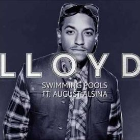 Lloyd - Swimming Pools (Remix) (Chopped & Screwed By DJRioTV)