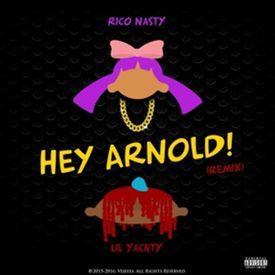 Rico Nasty - Hey Arnold RMX (Chopped & Screwed By DJRioTV)