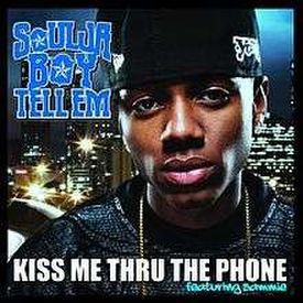 Soulja Boy - Kiss Me Through The Phone (Chopped & Screwed By DJRioTV)