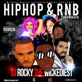 HIPHOP & RNB THROWBACK MIXTAPE DJ ROCKY