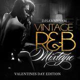DJSAMMYSAM - VINTAGE RNB Cover Art