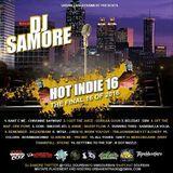 djsamore - DJ Samore Hot Indie 16 The Final 16 of 2016  Cover Art