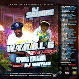 djsamore - W.Y.K.B.I. 6 WE WERKIN  Cover Art