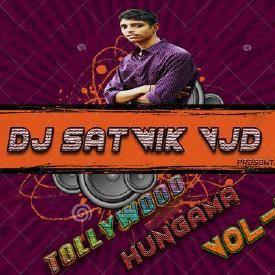 Doonu Doonu {Tamil Mari} - House Techno Mix By Dj Satwik Vjd