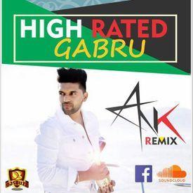 High Rated Gabru - Guru Randhawa ft. DJ ANK