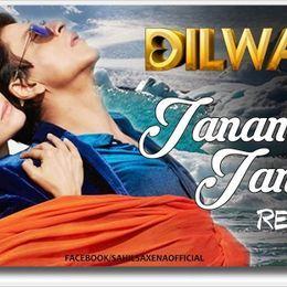DJsBuzz - Janam Janam Remix - Sahil Saxena Cover Art
