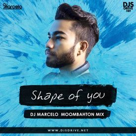 Shape Of You - DJ Marcelo (Moombahton Mix)