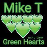 djsecret863 - Green Hearts (R.I.P J - Green) Cover Art