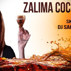 ZALIMA COCO COLA PILA DE-SK STYLE MIX- DJ SAGAR KADAM