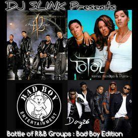 Battle of R&B Groups - Bad Boy Edition