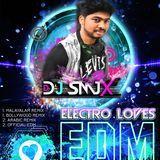 DJ SMJX - Electro Loves Vol.1 - DJ SMJX Cover Art