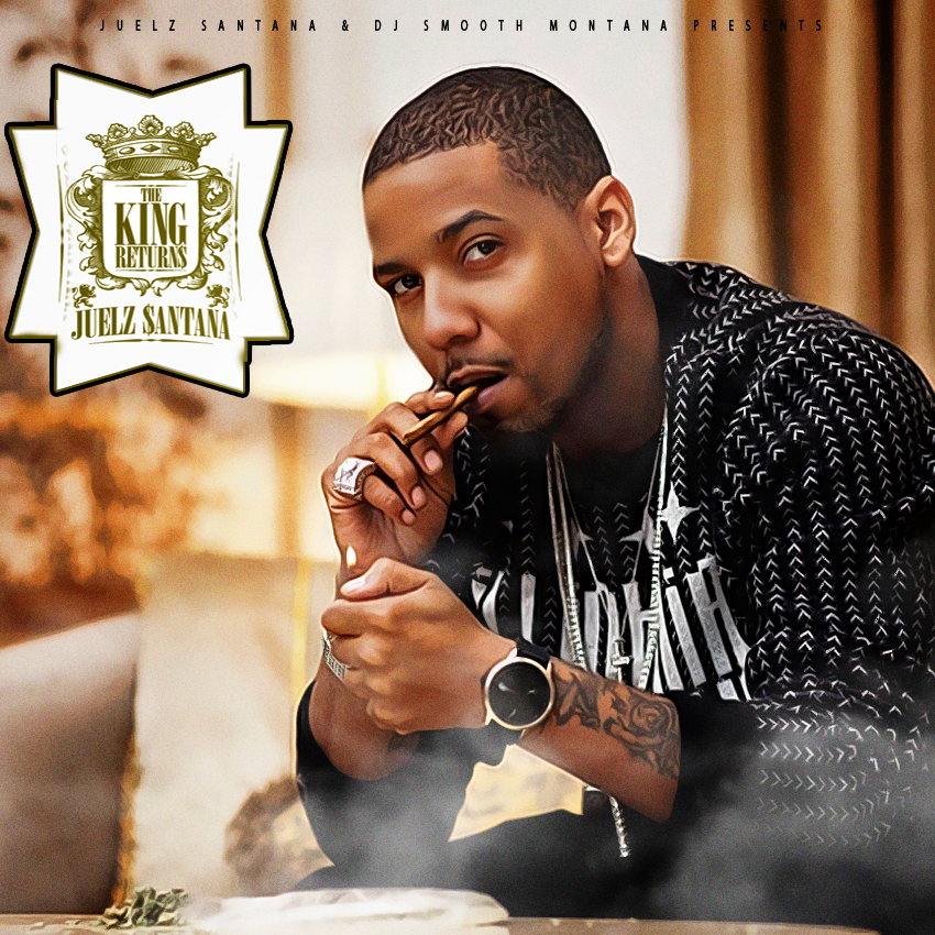 juelz santana quotthe king returnsquot download added by