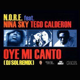 Oye Mi Canto (Dj Sol Remix)