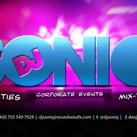 Its An Old Skool Party Mix (follow @djsoniq on twitter, Instagram for more)