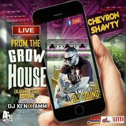 Dj SOUND - Live From The Grow House Mixed by Dj Sound Hosted By Dj Ken & AMM Cover Art