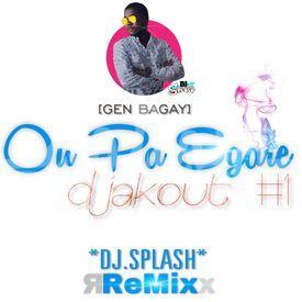 OU PA EGARE (Remixx ft Djakout #1) #OPE - DJ.Splash Remix