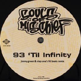 93 Til Infinity (Jimmy Green & Step One's 93 Beats remix)